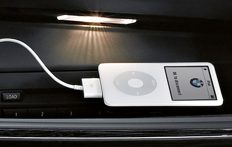【BMW純正】 BMW E92/E93 3シリーズ BMW iPodインターフェースキット1