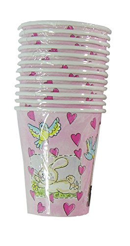 Hippity Hoppity 9 Oz Cups - 12 Pieces
