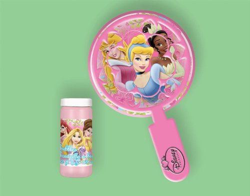 Disney Princess Bubble Wand Set - 1