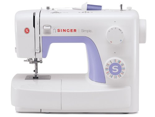 SINGER 3232 Simple Sewing Machine with Automatic Needle Threader (Sewing Machine Prime compare prices)