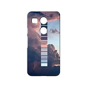 BLUEDIO Designer 3D Printed Back case cover for LG Nexus 5X - G2011