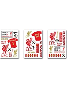 Liverpool FC Wall Sticker by Fine Decor