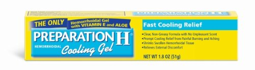 Preparation H Hemorrhoidal Cooling Gel 1.8 oz (51 g)