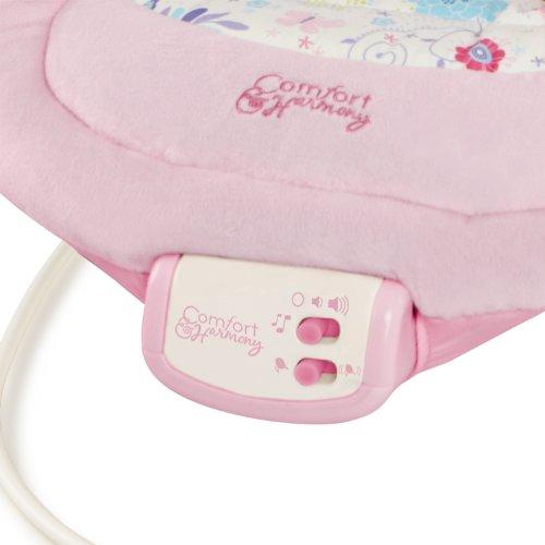 Bright Starts Hamaca Bebe Penelope rosa - 6