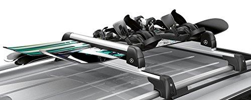 Top bestproducts mercedes benz genuine oem ski and for Mercedes benz ski rack