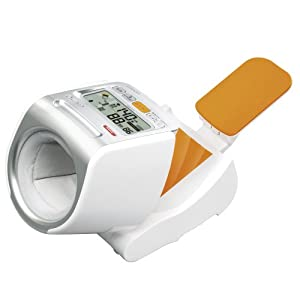 デジタル自動血圧計 スポットアーム HEM-1020