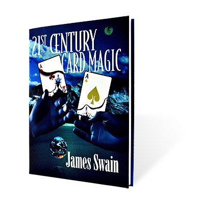 21st-century-card-magic-by-james-swain-book