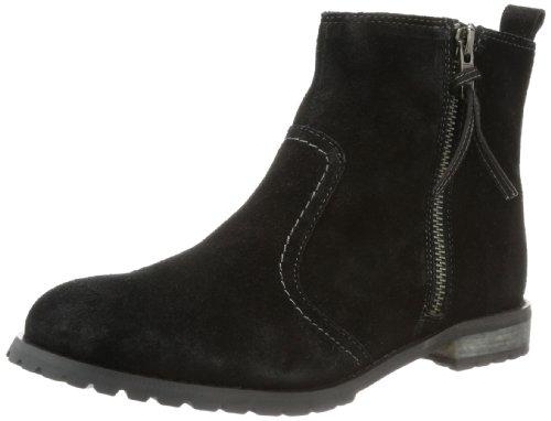 Amia Womens 253109 Boots Black Schwarz (black 004) Size: 6 (39 EU)