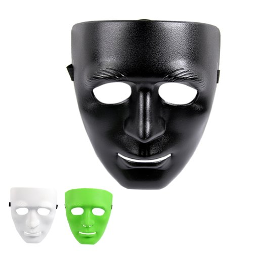 HeroNeo® Unisex Full Face Party Dance Opera Mask
