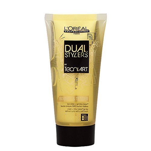 L'Oreal - Tecni Art Dual Stylers Bouncy & Tender - Linea Tecni Art - 150ml