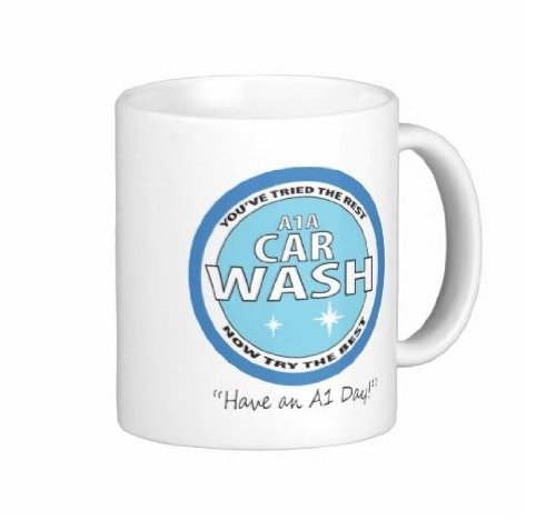 0046* 11Oz Have An A-1 Day Breaking Bad Coffee Mug - Dishwasher And Microwave Safe