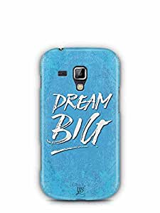 YuBingo Dream BIG Designer Mobile Case Back Cover for Samsung Galaxy S Duos