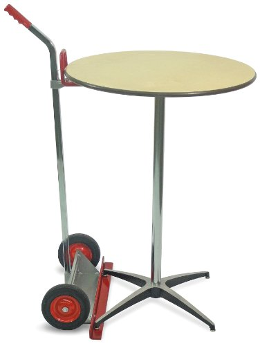 Raymond Steel Table Lift with Chrome Plated Handle, 200 lbs Load Capacity, 30