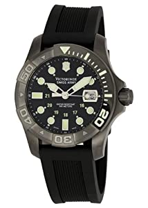 Victorinox Swiss Army Men's 241426 Dive Master 500 Black Ice Black Dial Watch from Victorinox Swiss Army