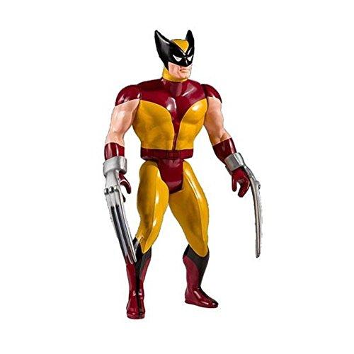 Wolverine Marvel Secret Wars Jumbo Action Figure