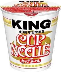 日清 カップヌードル キング 1ケース(12個)