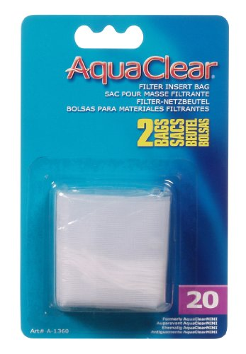Hagen Aquaclear 20 Nylon Bag, 2-Pack front-117390