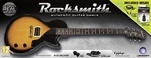 Rocksmith and Epiphone Les Paul Guitar