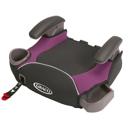 Affix Backless Booster Seat With Latch System - Callie