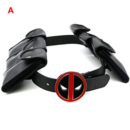 DP-Dead-Belt-Pool-Metal-Buckle-with-PU-Leather-Bags-Deluxe-Cosplay-Accessory-Xcoser
