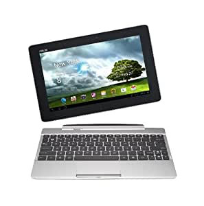 Asus Transformer Pad TF300TG 25,7 cm (10,1 Zoll) Convertible Tablet-PC (NVIDIA Tegra 3, 1,2GHz, 1GB RAM, 16GB HDD, NVIDIA 12 GeForce, Touchscreen, Android OS,UMTS ) inkl. Keydock gold