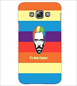 PrintDhaba Funny Image D-4040 Back Case Cover for SAMSUNG GALAXY A8 (Multi-Coloured)
