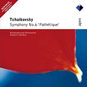 Tchaikovsky : Symphony No.6 in B minor Op.74, 'Path�tique' : II Allegro con grazia