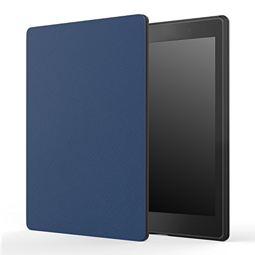 MoKo Kobo Aura One Case, Premium Ultra Compact Slim Lightweight Cover Case with Auto Wake / Sleep for Kobo Aura One 7.8