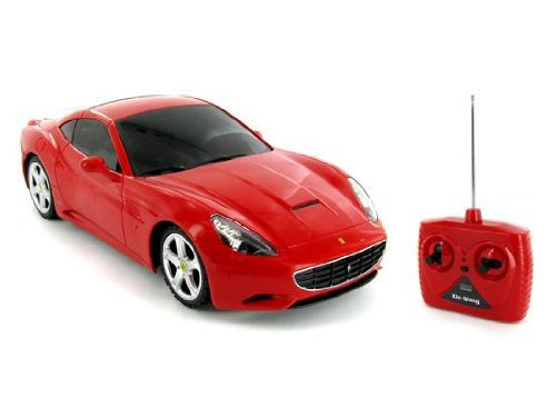 Review: Licensed Ferrari California 1:18 Electric RTR RC Car  Best Offer