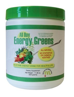 Institute for Vibrant Living All Day Energy Greens