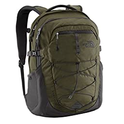 The North Face Borealis Daypack - Forest Night Green/Asphalt Grey