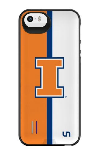 Uncommon LLC University of Illinois Half Color Photo