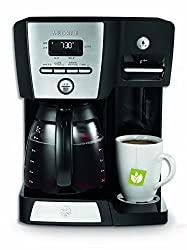 Mr. Coffee BVMC-DMX85 1750-Watt 12-Cup Programmable Coffee Maker (Black/Silver)