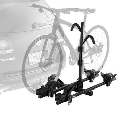 Thule DoubleTrack 2-Bicycle Hitch Rack - 1.25/2 Inch Hitch - 990XT