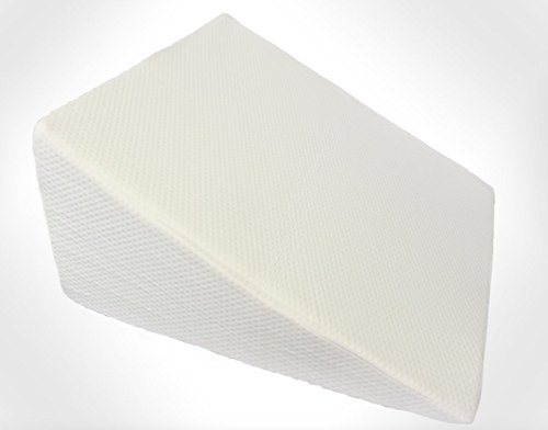 Bed Wedge Pillow - Made in Italy - Acid Reflux Relief Pillows - 26