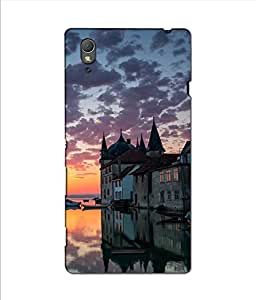 instyler BACK COVER CASE FOR SONY XPERIA T3