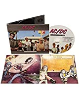Dirty Deeds Done Dirt Cheap - Edition digipack remasteriséé (inclus lien interactif vers le site AC/DC)
