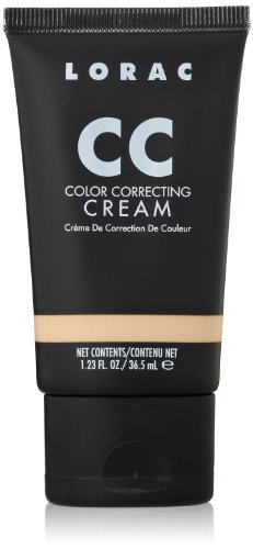 LORAC CC Color Correcting Cream, CC2 Medium, 1.23 fl. oz.