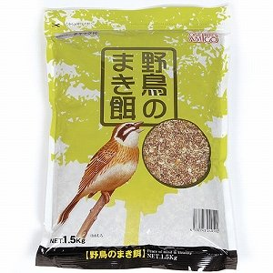 ワンバードアミーゴ野鳥のまき餌 1.5kg