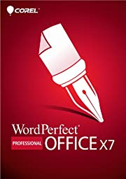 WordPerfect Office X7 Pro [Download]