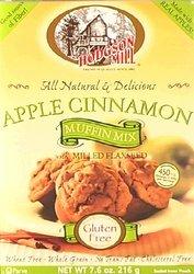 Hodgson Mill - Apple Cinnamon Muffin (Pack of 6)