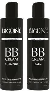 BB Cream Shampoo and Conditioner