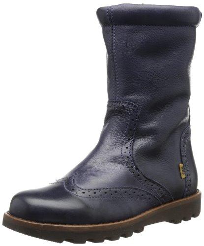 Bisgaard Unisex - Child Stiefel mit TEX Boots Purple Violett (90 Purple 90) Size: 32