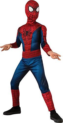 The Amazing Spider-man 2, Deluxe Spider-man Costume, Child Medium