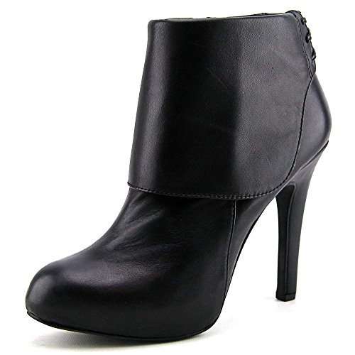 Jessica Simpson Aarons Women Leather Ankle Boot