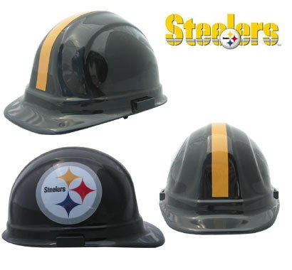 Pittsburgh Steelers Hard Hat at Amazon.com