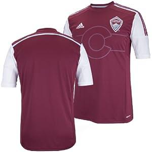 Colorado Rapids Adidas MLS Primary Replica Jersey L by adidas
