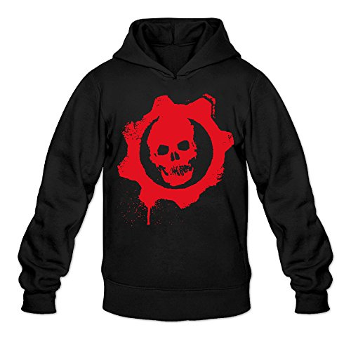 greenday-mens-sweatshirt-gears-of-war-size-xl-black