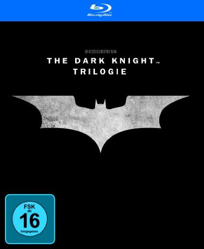 Batman - The Dark Knight Trilogy [Blu-ray]