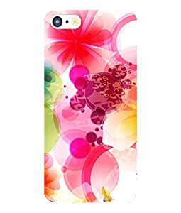 Make My Print Printed Back Cover For Apple Iphone 5/5s/5c